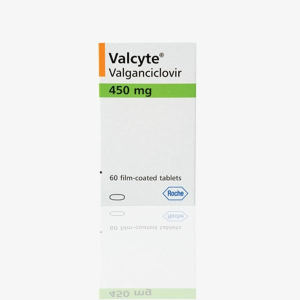 Вальцит (valcyte) валганцикловир