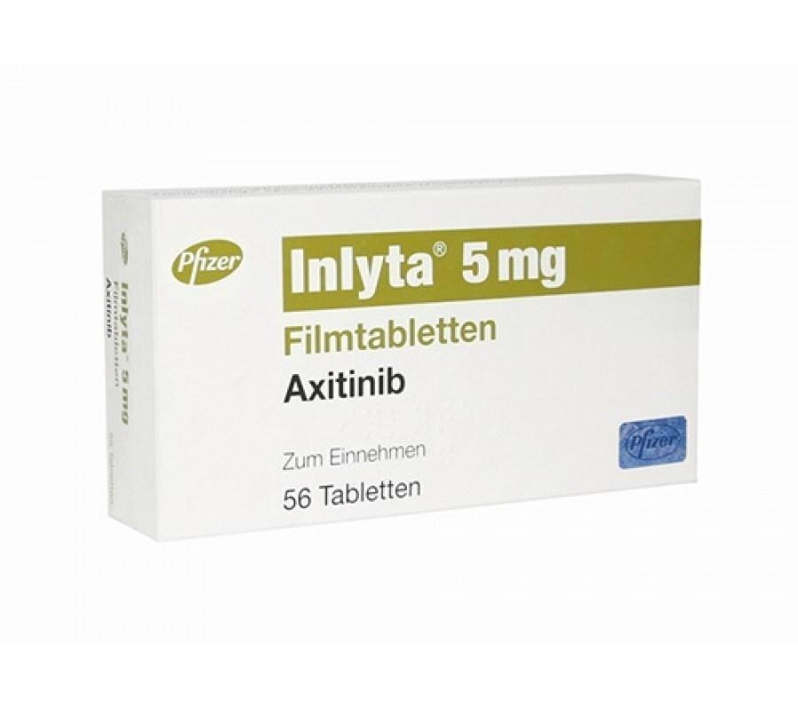Инлита 5 мг
