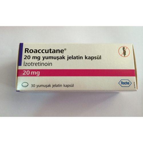Роаккутан 20 мг