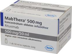Мабтера (Mabthera) 500 мг Ритуксимаб Рош, Швейцария