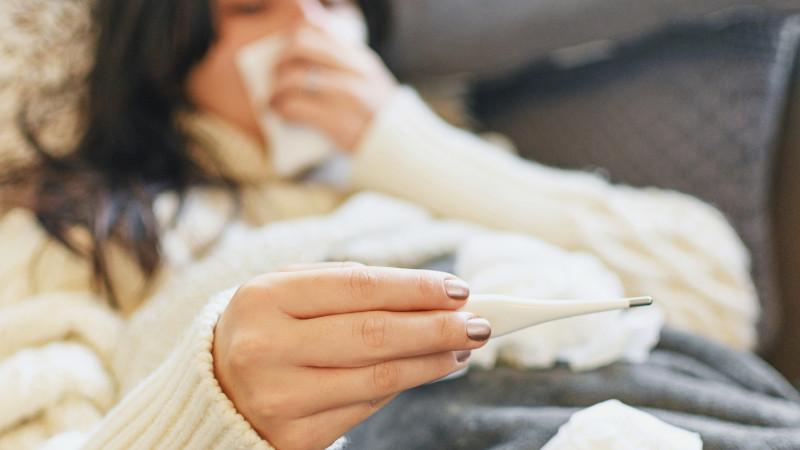 Заболеваемость гриппом упала до самого низкого уровня за 130 лет