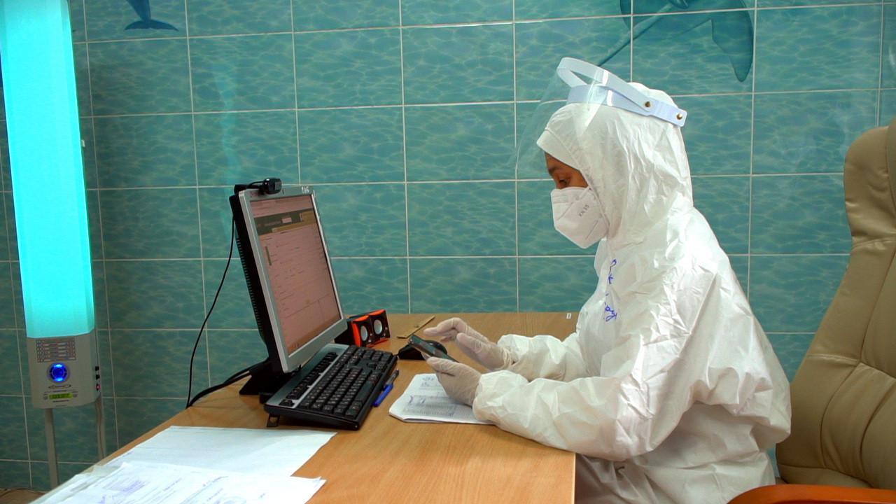 В Казахстане представили результаты эпидрасследований по заражениям медиков